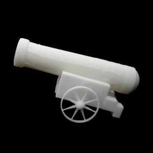 光固化3D打印复古欧式大炮模型 13cm